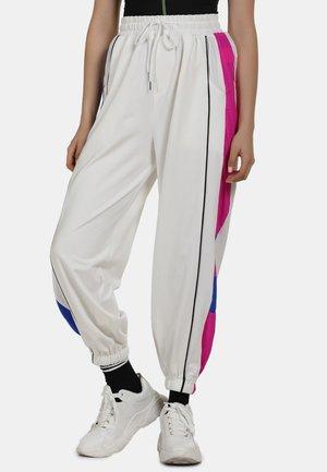 Teplákové kalhoty - weiss