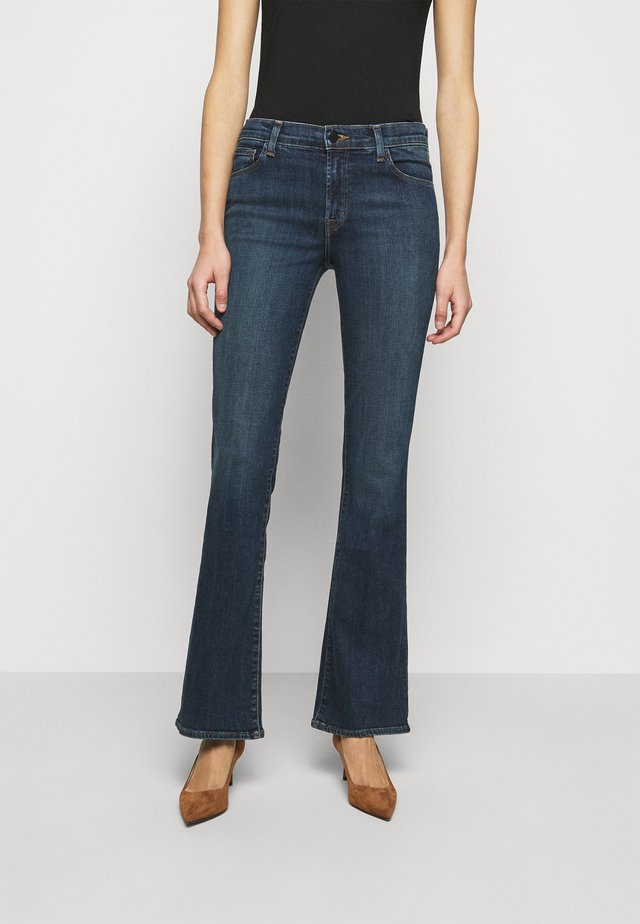 SALLIE MID RISE  - Bootcut jeans - reprise