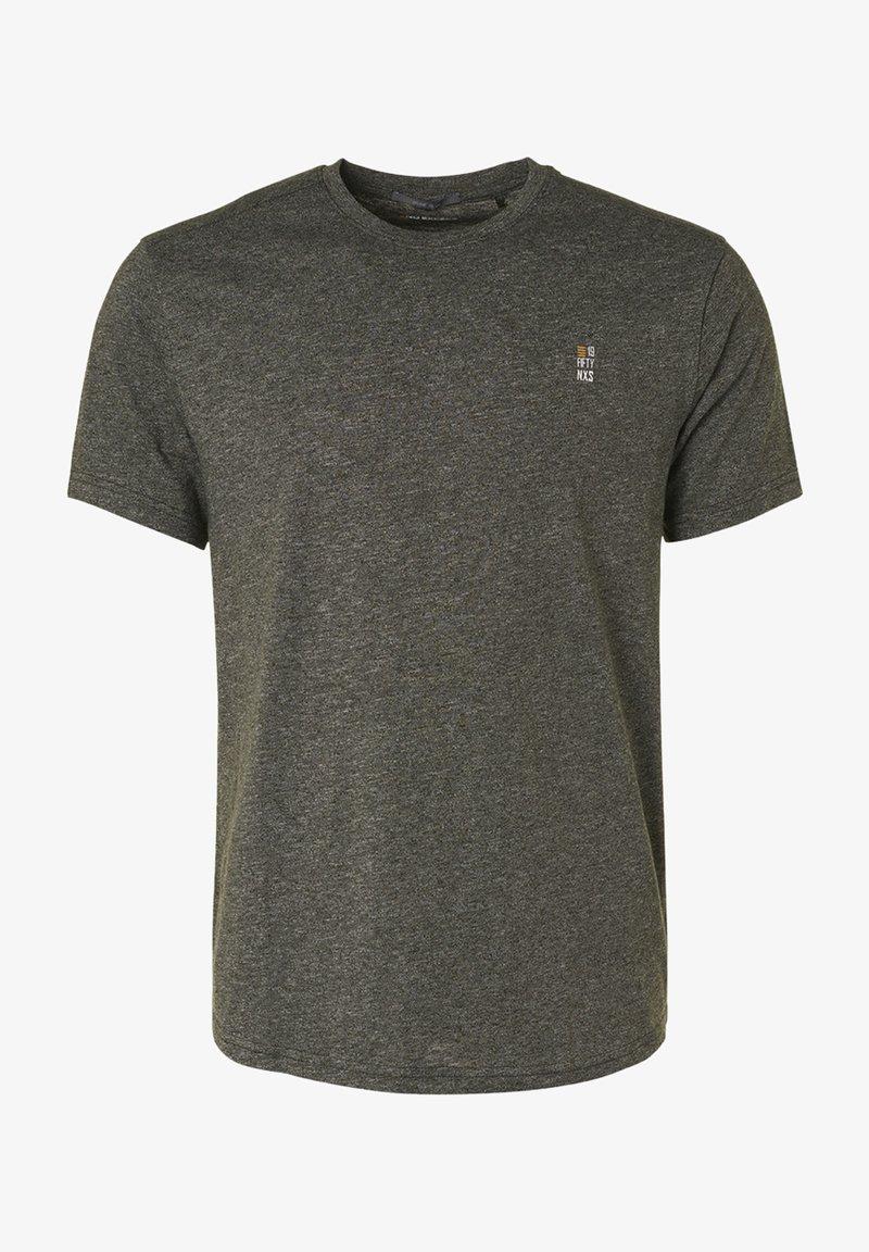No Excess - Basic T-shirt - moss