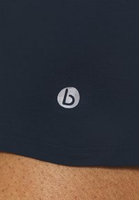 Cotton On Body - DOUBLE LAYER PETAL HEM SHORT - Sports shorts - navy - 3