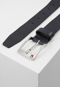 Tommy Hilfiger - NEW ALY BELT - Belt business - midnight - 2