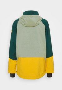 O'Neill - ORIGINAL ANORAK - Hardshell jacket - light green - 9