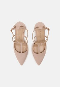 Dorothy Perkins Wide Fit - WIDE FIT DAINTY COURT - Escarpins - nude - 4