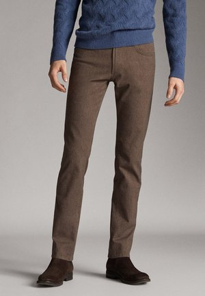 00032132 - Trousers - brown