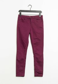 Topshop - Trousers - pink - 0