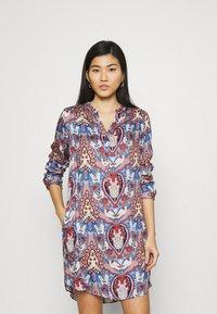 Emily van den Bergh - Shirt dress - multicolour - 3