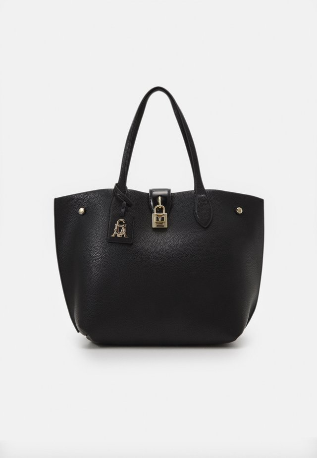 BCHARGE TOTE - Handbag - black