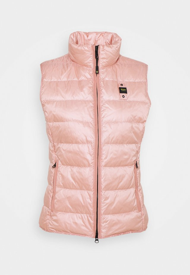 BASIC VEST - Väst - light pink