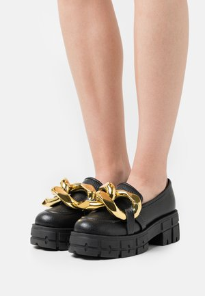 BY THE WAY - Slip-ons - black
