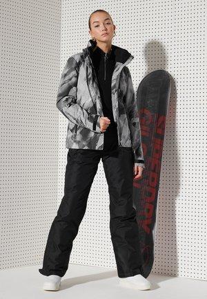 Winter jacket - avalanche camo