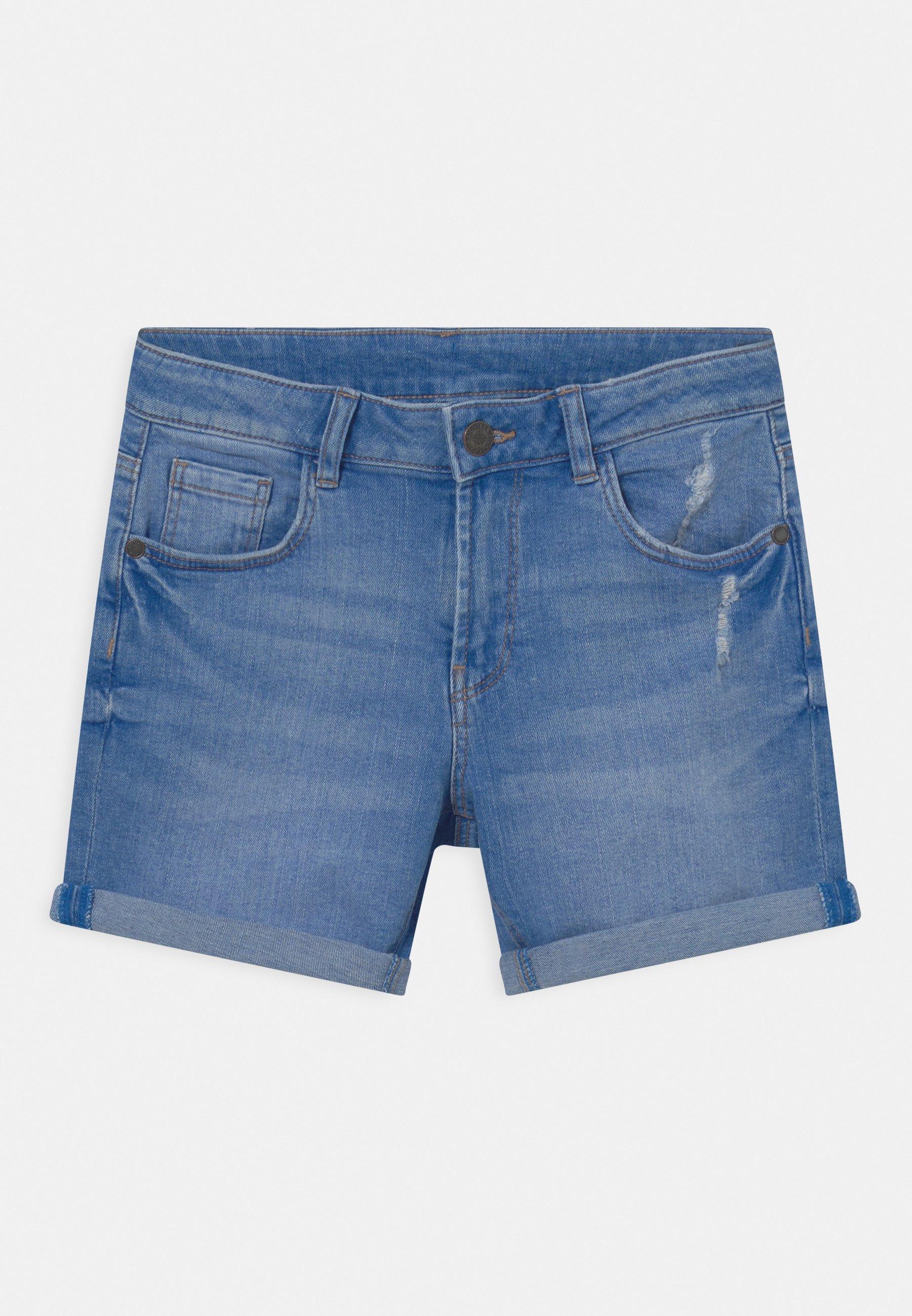 Kinder ROLL UP - Jeans Shorts