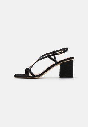 JOLEEAS - Sandals - black