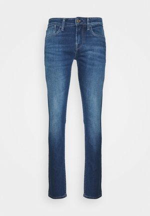 HATCH - Vaqueros slim fit - blue denim