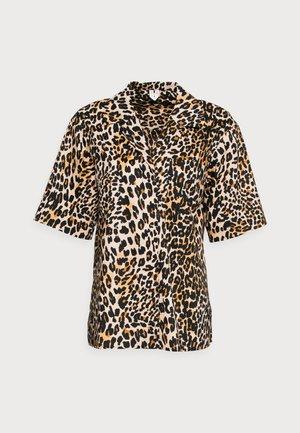 Chemisier - leopard