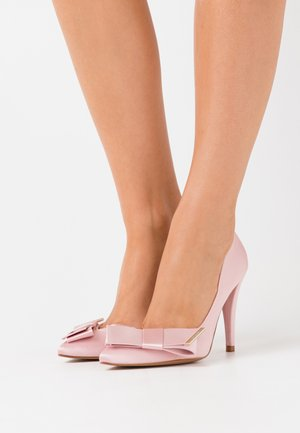 ZAFIA - Højhælede pumps - light pink
