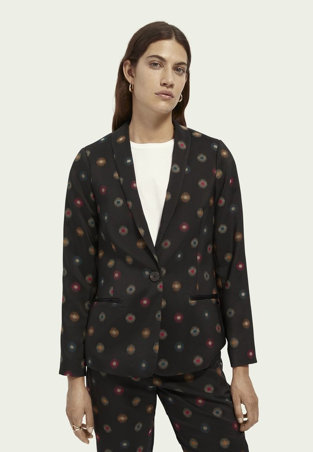 JACQUARD SINGLE-BREASTED - Blazer - combo v