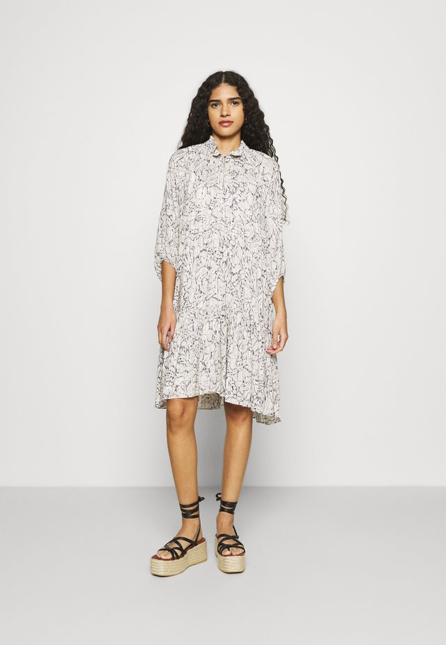 FIJI DRESS - Robe d'été - bright white