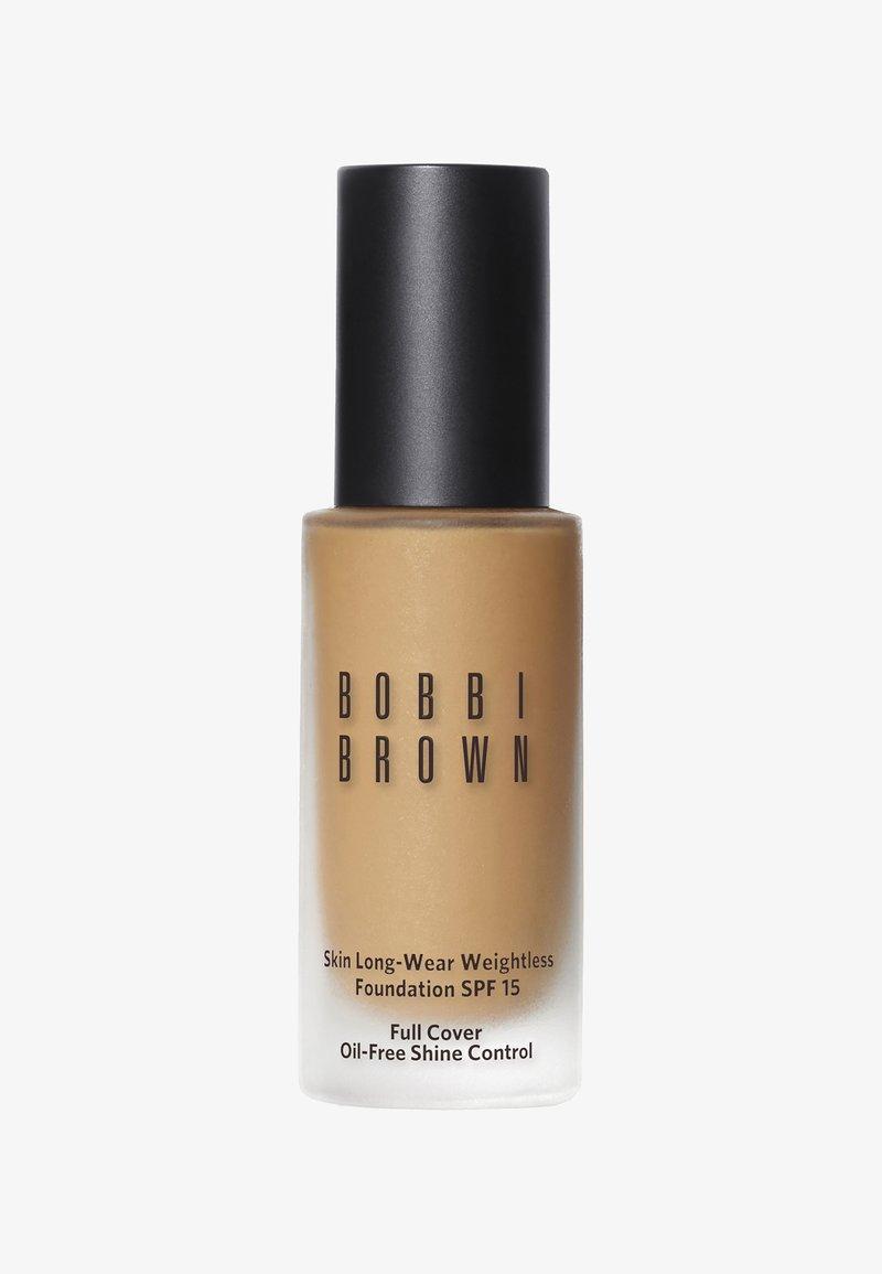 Bobbi Brown - SKIN LONG WEAR WEIGHTLESS FOUNDATION SPF15 - Foundation - E2B996 spf15 beige