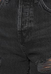 BDG Urban Outfitters - PAX - Farkkushortsit - black - 4