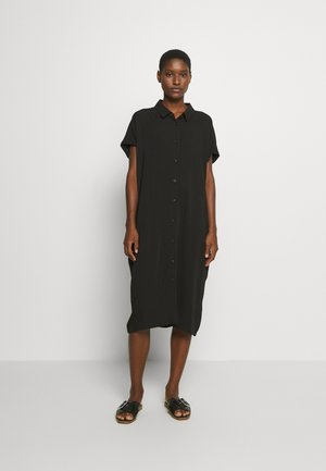NELLA - Shirt dress - black