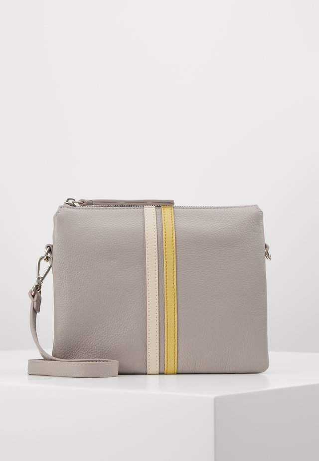Borsa a tracolla - light grey