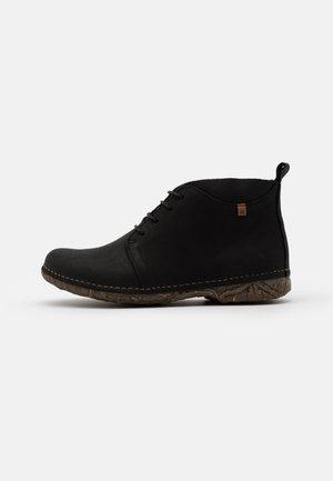 ANGKOR - Kotníková obuv - pleasant black