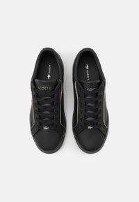 Lacoste - LEROND - Baskets basses - black - 5