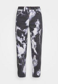 Jaded London - LIGHTNING CLOUD SKATE - Jeans relaxed fit - dark grey - 4