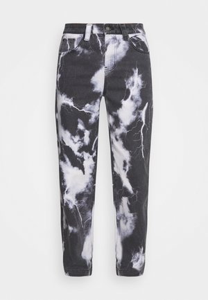 LIGHTNING CLOUD SKATE - Relaxed fit jeans - dark grey