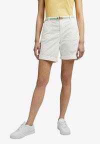 Esprit - Shorts - white - 3