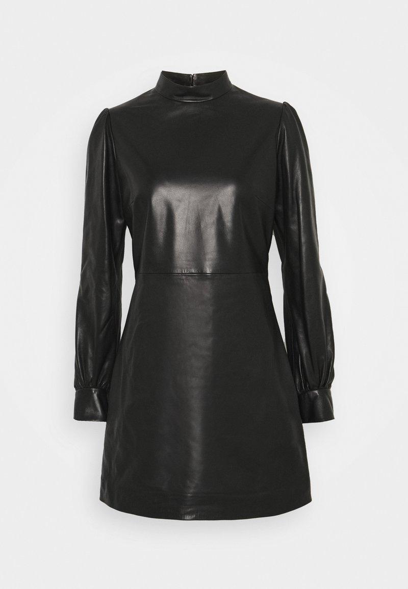 The Kooples - FROB - Denní šaty - black