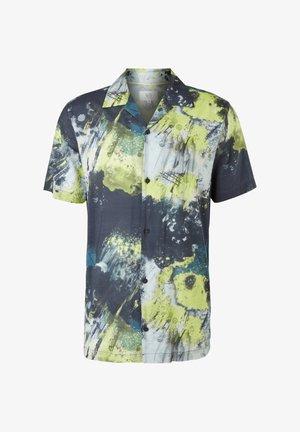 REGULAR - Shirt - nautical blue
