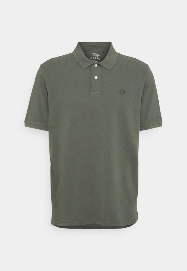 TED REGULAR MAN - Poloshirts - dark khaki