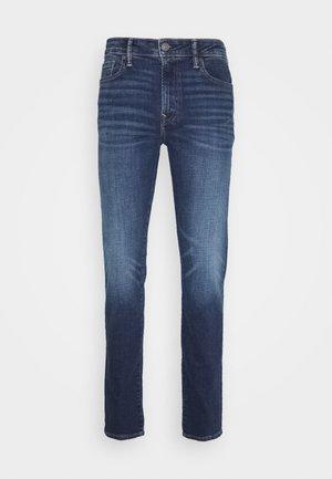 DARK CLEAN - Slim fit jeans - midnight blue