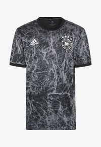 adidas Performance - DFB Deutschland PRESHI - Oblečení národního týmu - black/grey three - 3