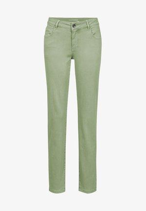PEGGY2-760W 44163 FIVE-POCKET - Slim fit jeans - grã¼n