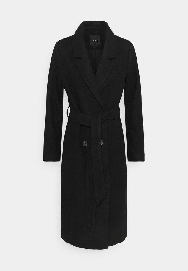 LOUISE COAT - Mantel - black