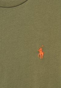 Polo Ralph Lauren - Basic T-shirt - basic olive - 4