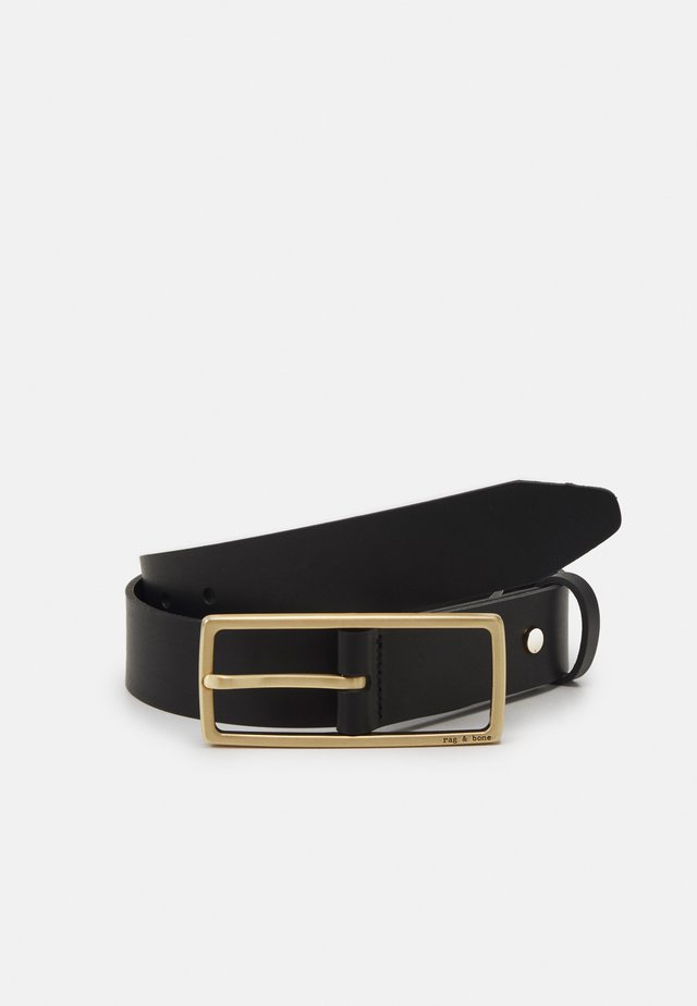 REBOUND BELT - Belt - black