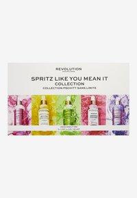 Revolution Skincare - REVOLUTION SKINCARE SPRITZ LIKE YOU MEAN IT COLLECTION - Skincare set - - - 1