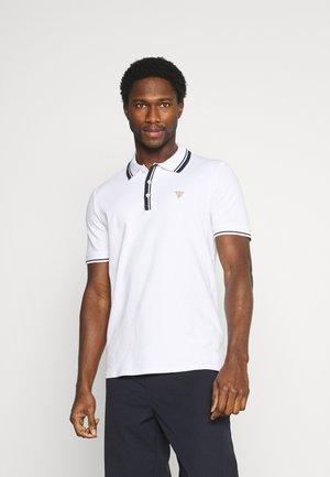 SCOTT - Polo shirt - true white