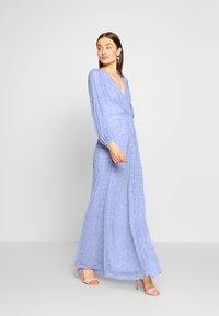 Sista Glam - DAISIANNE - Společenské šaty - blue - 0