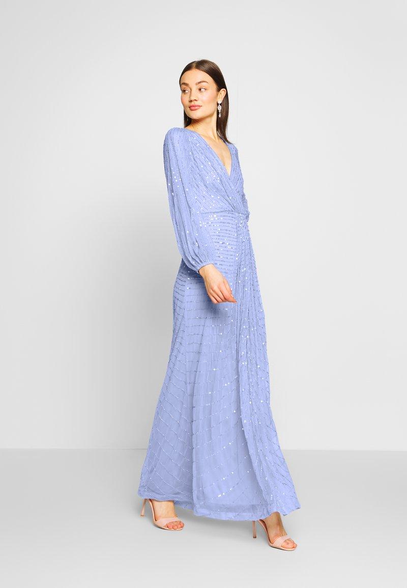 Sista Glam - DAISIANNE - Společenské šaty - blue