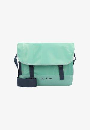 WISTA II S - Across body bag - nickel green
