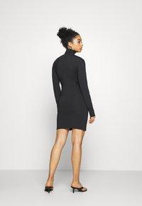 H2O Fagerholt - DRESS ME DRESS - Žerzejové šaty - black - 2