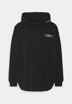 UNISEXHOODY - Sweatshirt - black