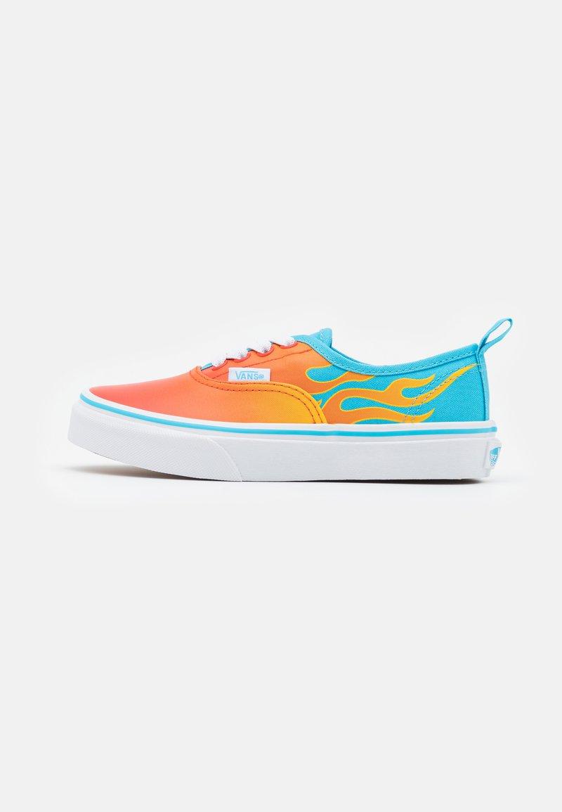 Vans - AUTHENTIC ELASTIC LACE - Sneakers - aquarius/true white