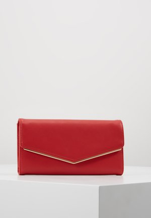 Lommebok - red