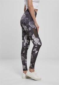 Urban Classics - Leggings - Trousers - grey - 4