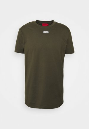 DURNED - Basic T-shirt - dark green
